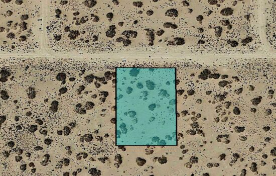 0.5 Acres Just West of Agua Dulce, in El Paso, Texas! – H779-093-8100-0040