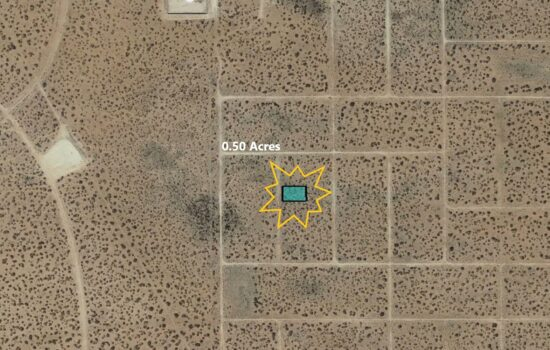 0.50 Acre lot on Bethel PL in El Paso, Texas! INVEST NOW!! – H779-098-8260-0050