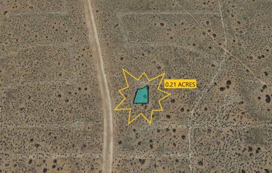 0.21 Acres on Eakley Dr in El Paso, Texas – H784-047-0070-0310