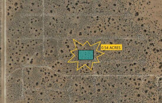 0.54 Acres Off Hattieville Dr in El Paso, Texas! INVEST NOW!! – H784-047-0120-0050