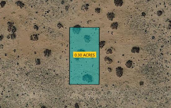 0.30 Acres on Aquilla Ave in El Paso County, Texas! – H784-049-0110-0390