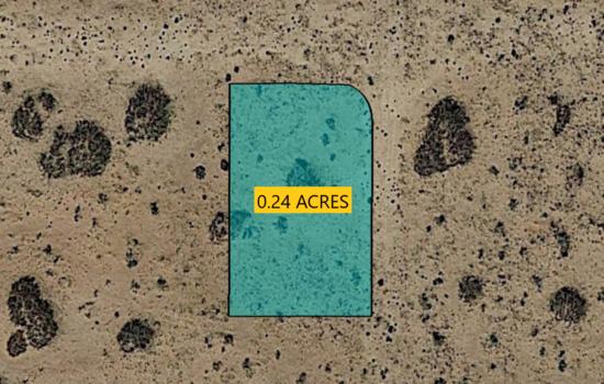 0.24 Acres on Alburtis Ave in El Paso County, Texas! – H784-049-0170-0010