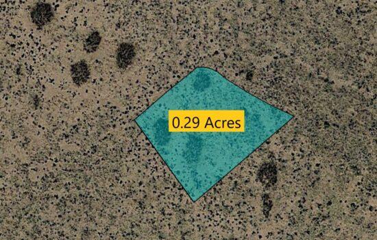 0.29 Acres on Glenlyon Ave in El Paso, Texas – H784-051-0230-0030