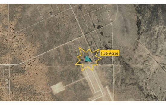 1.56 Acres on Stanwix Dr in El Paso, Texas! INVEST NOW!! – M831-061-4310-0570