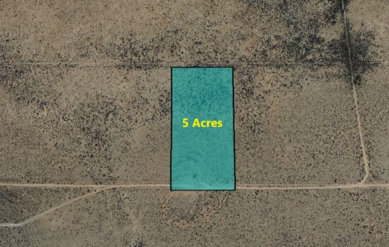 5.00 Acre lot near Ripley St in El Paso, Texas! INVEST NOW!! – X577-000-3170-0700