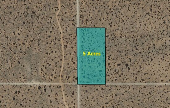 5.00 Acre lot near Ripley St in El Paso, Texas! INVEST NOW!! – X577-000-3060-0170