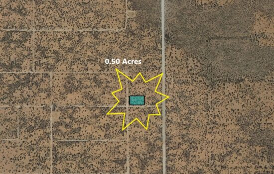 0.50 Acre lot on Twist St in El Paso, Texas! INVEST NOW!! – H779-017-1620-0280