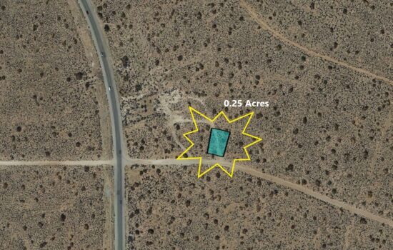 0.25 Acre lot near Ascension St in El Paso, Texas! INVEST NOW!! – H784-024-0210-0240
