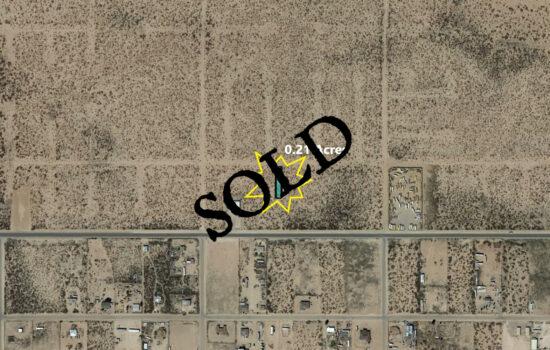 0.21 Acre lot off Alantus Dr in El Paso, Texas! INVEST NOW!! – H793-004-0260-0130