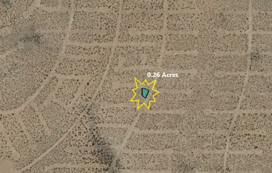 0.26 Acre lot on Millergorve Ct in El Paso, Texas! INVEST NOW!! – H793-008-0870-0290