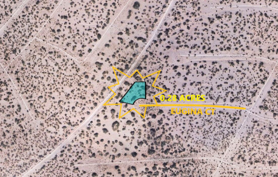 0.28 Acre lot on Hopeworth Ct in El Paso, Texas! INVEST NOW!!- H793-008-0880-0230