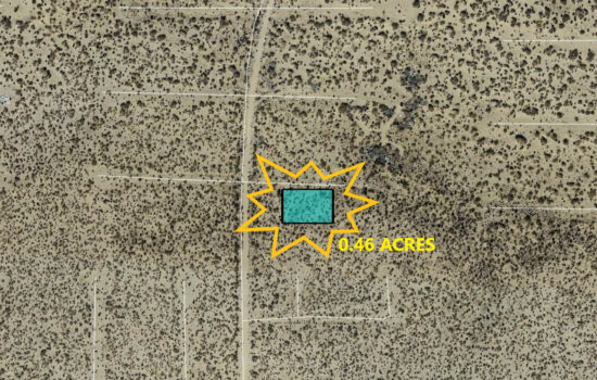 0.46 Acres on Euclidia Ct in El Paso, Texas! INVEST NOW!!- H793-003-0220-0220