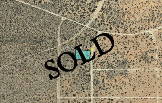 0.58 Acres on Pride St in El Paso, Texas! INVEST NOW!!- H779-044-3170-0120
