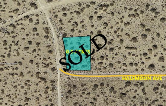 0.51 Acres On Halfmoon Ave in El Paso, Texas! INVEST NOW!!- H779-091-7930-0220