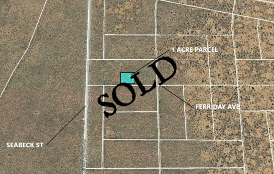 1 Acre off Seabeck St in East El Paso County! INVEST NOW!!- H779-080-6610-0130
