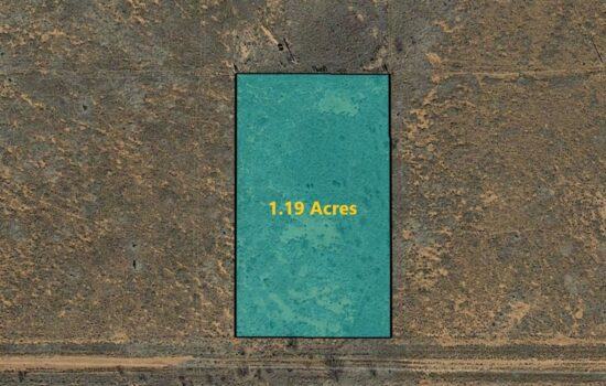 1.19 Acres of fertile land on W Lehigh St in Cochise County, AZ! Invest Now! – 115-09-058