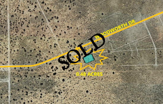 0.48 Acres on Woodworth Dr in El Paso, Texas! INVEST NOW!!- M831-060-4290-0130