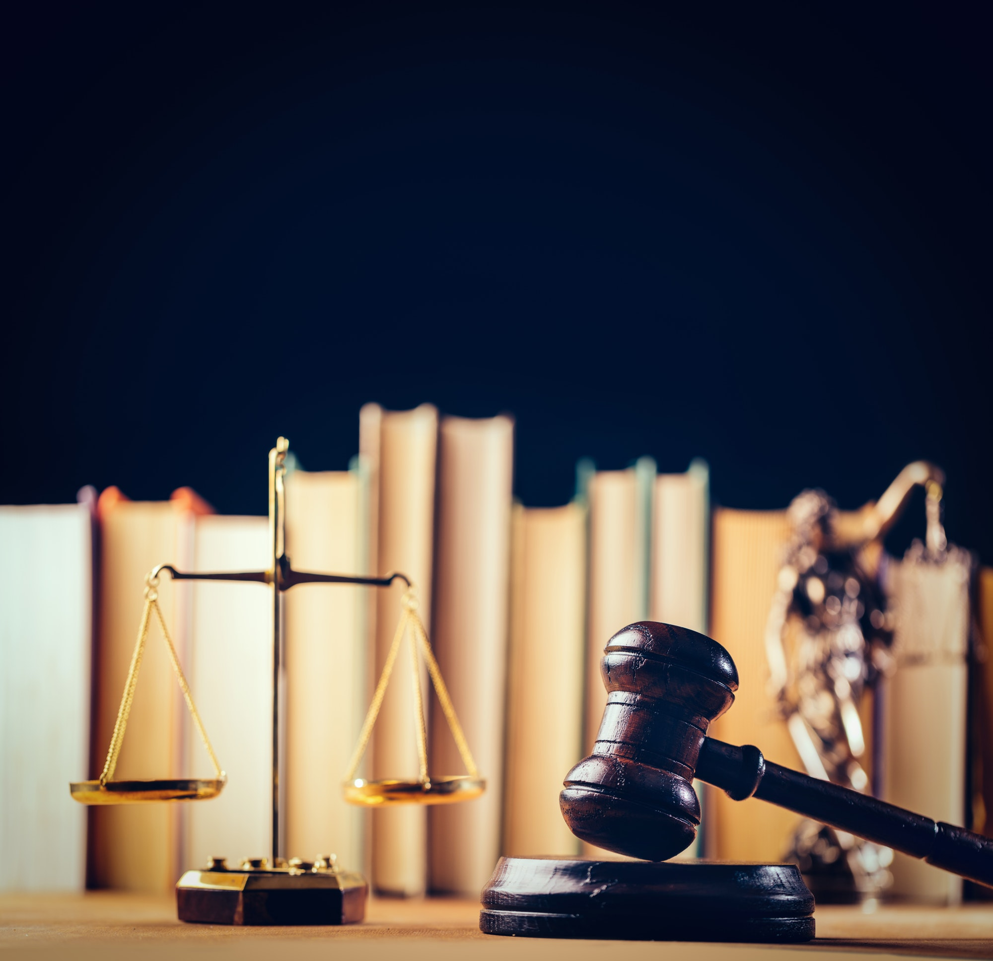 Symbols of law - scale, hammer and Themis Symbols of law - scale, hammer and Themis business legal attorney boca raton fl