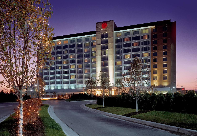 Marriott Auburn Hills Pontiac
