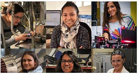 2017 Amelia Earhart Zonta Fellows