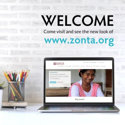 Zonta Internation Website