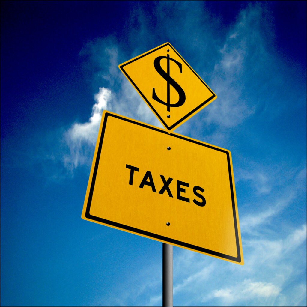 Calgary car accident lawyer on paying taxes on your MVA award