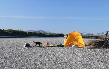 Eli River camp
