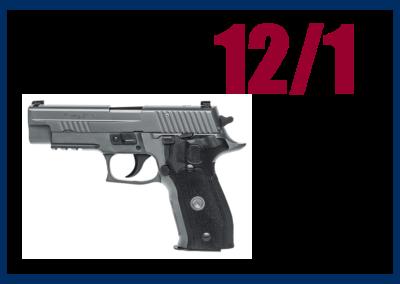 Sig Sauer 226 Legion 9mm