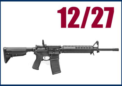 Springfield Saint 223 Rem | 5.56 NATO