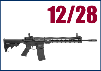 Smith & Wesson M&P15T 223 Rem | 5.56 NATO
