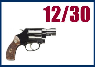 Smith & Wesson Model 36 38spl