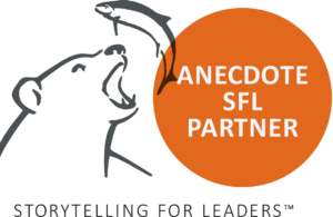 Anecdote SFL Partner Storytelling for Leaders logo