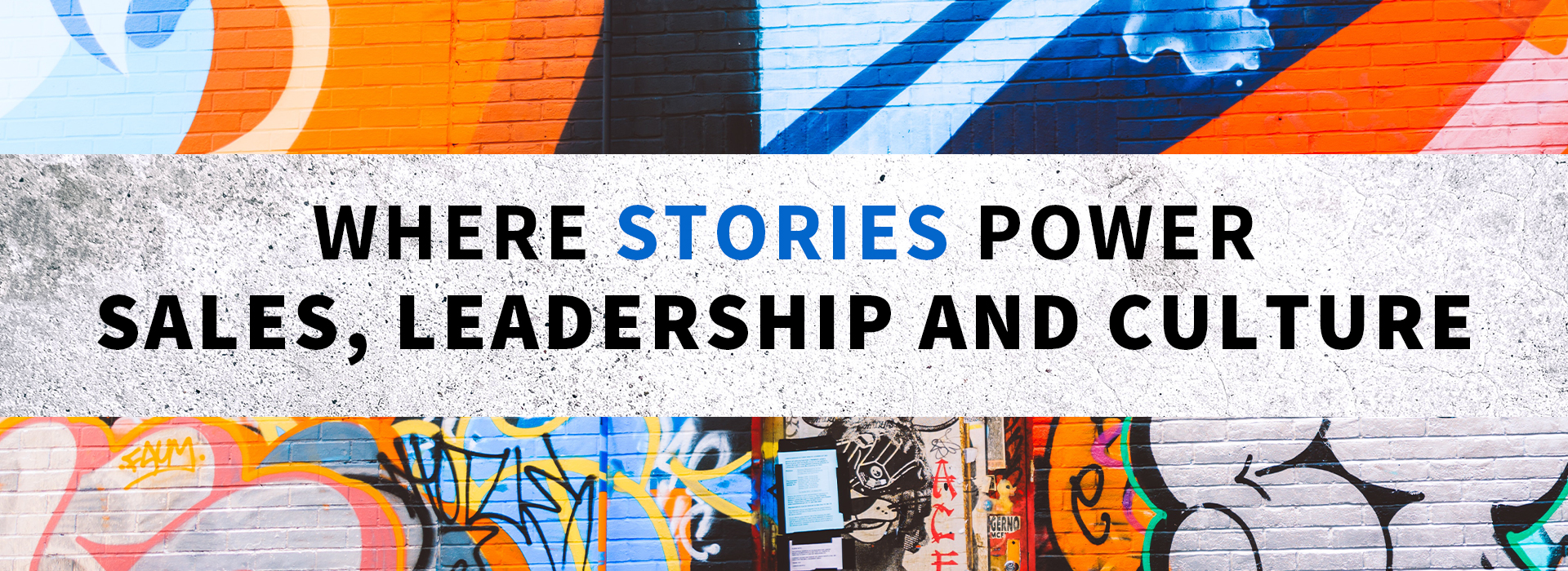 Stories Rule where stories power sales, leadership and culture