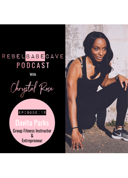 davit parks, the rebel babe cave, the rebel babe cave podcast, chrystal rose