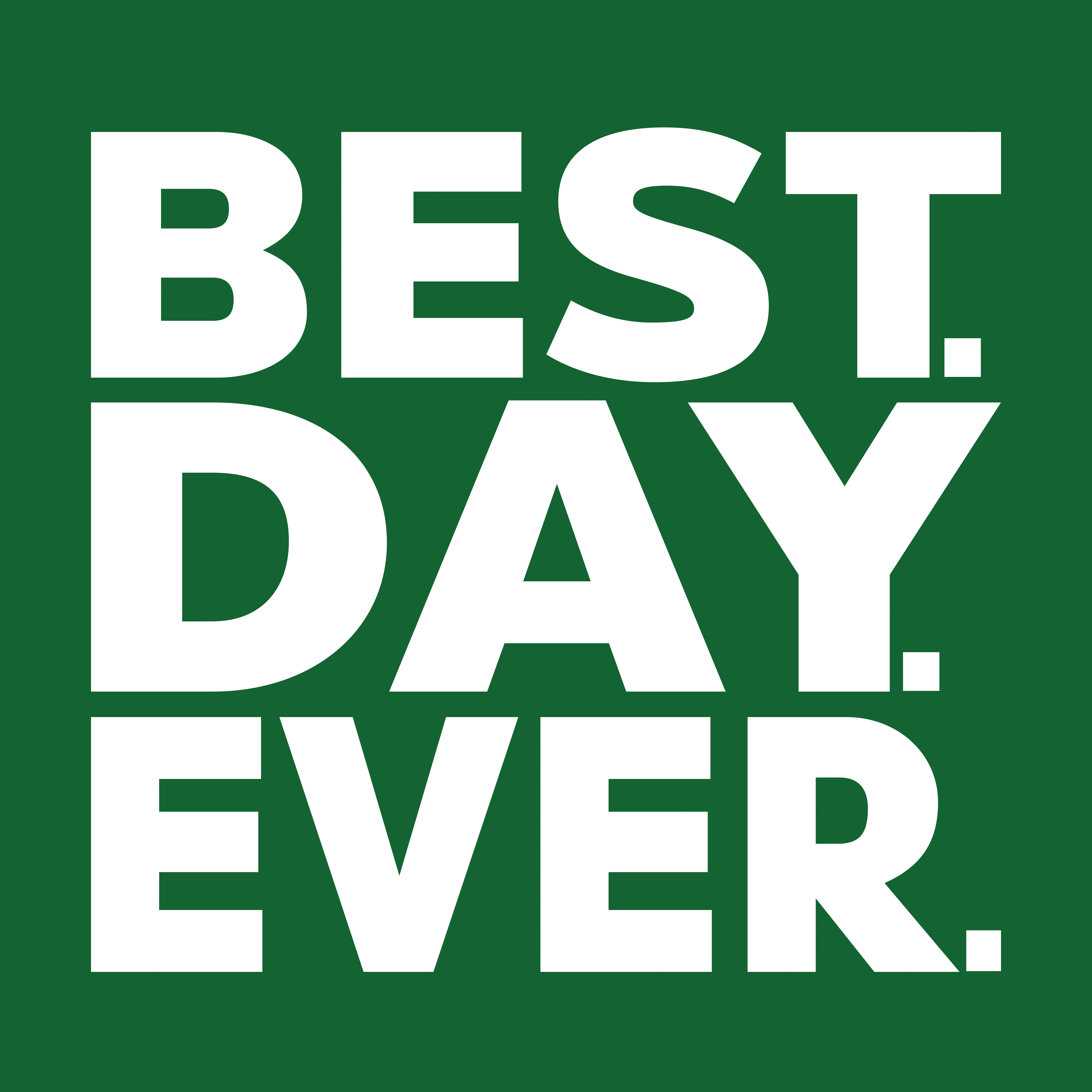 Announcing Best.Day.Ever. – Reinventing Customer Engagement with Software and Service