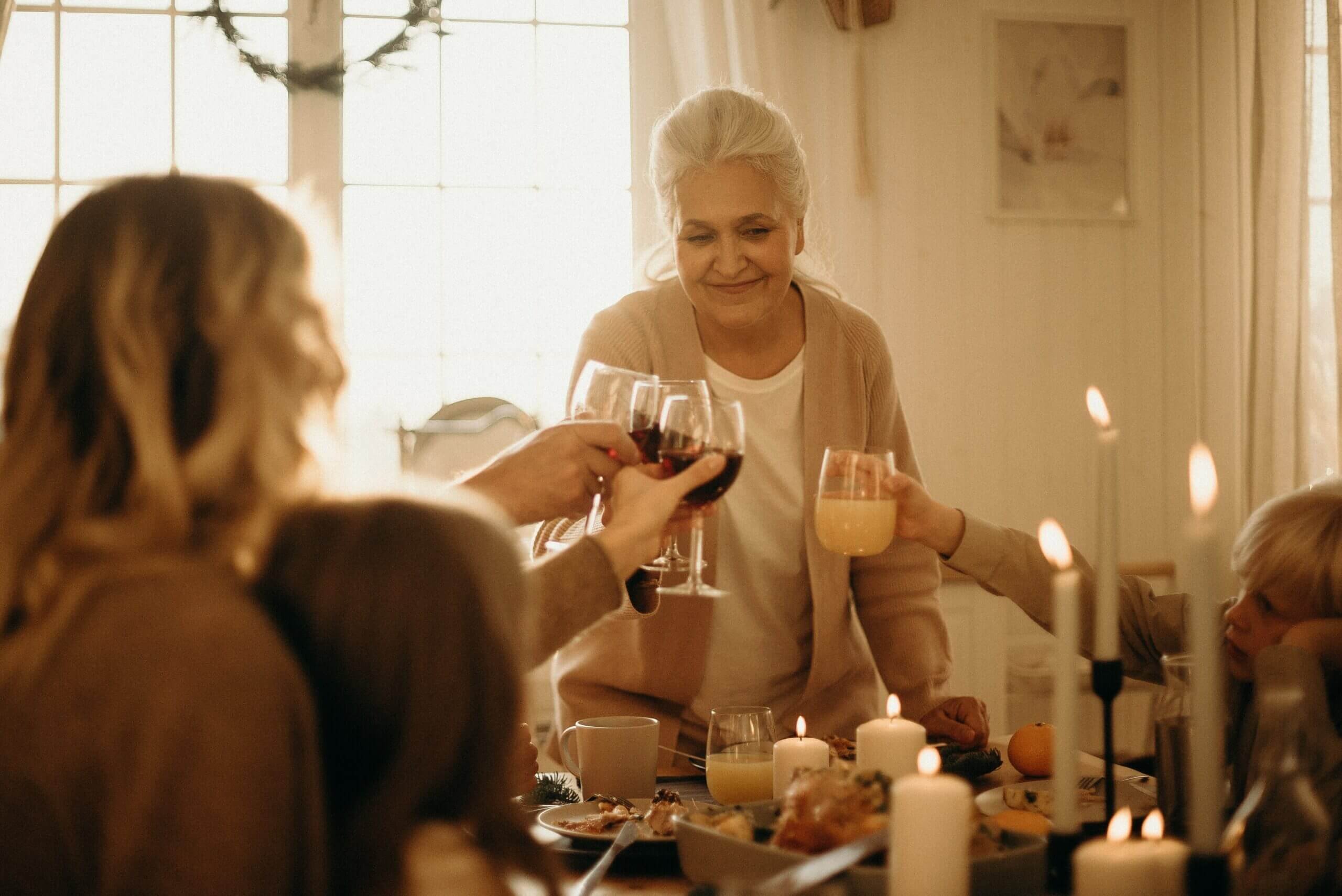 Things to be Thankful For | An Event Planner's Guide to Thanksgiving (and Events)