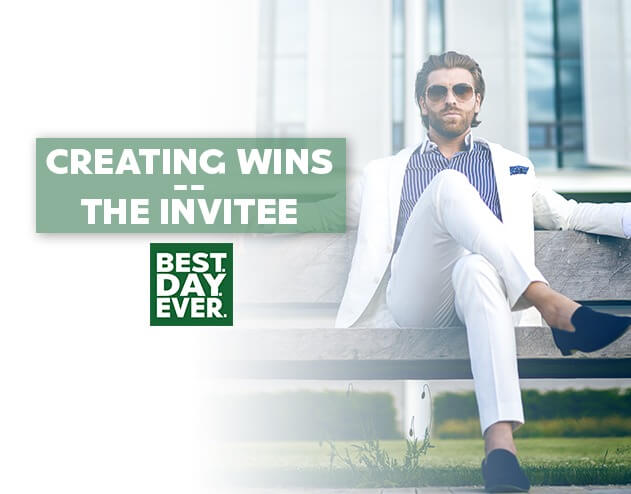 Creating Wins   Part Two: The Invitee