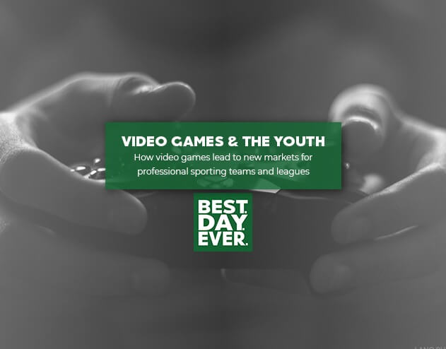 Video Games Driving Youth Market