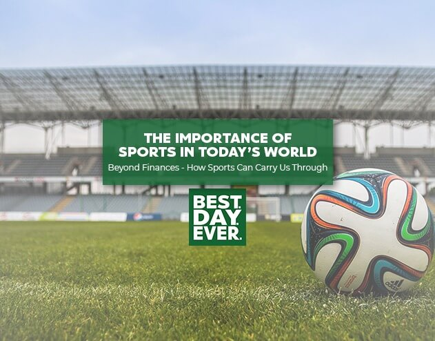 The Increasing Importance of Sports in Today's World