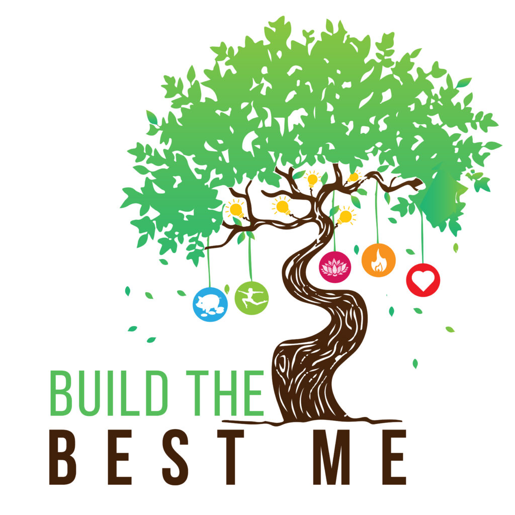 Build The Best Me Logo
