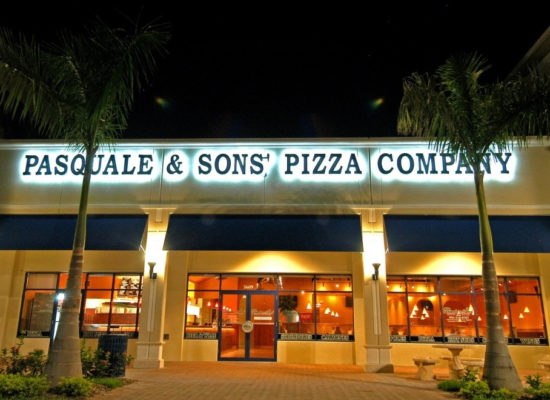 Pasquale's & Sons' Pizza Company
