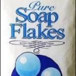 snow flakes detergent
