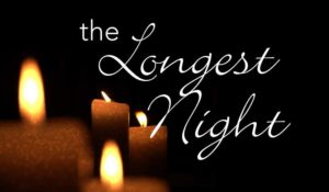Special Worship Service - The Longest Night