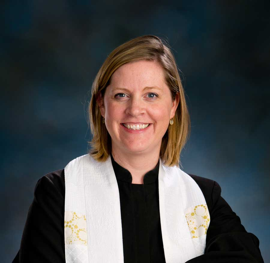 Rev. Katie Robb Davis