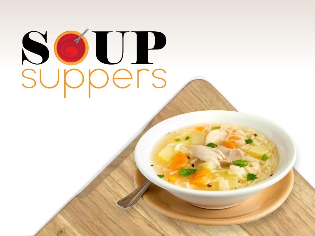Lenten Soup Suppers at Wellshire Church