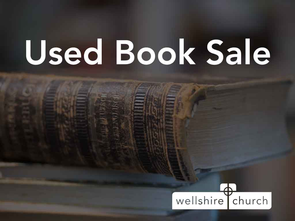 Used Book Sale at Wellshire Church