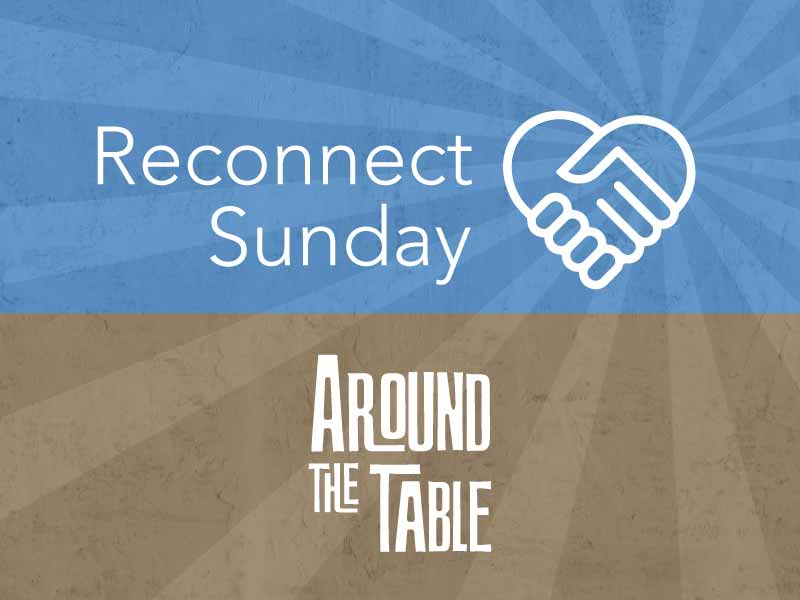 Reconnect Sunday