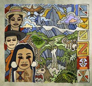 Sermon illustration: South America by Timothy Mietty