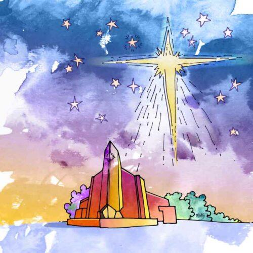 Christmas Eve Worship ~ 2pm, 4pm, 8pm, 10pm