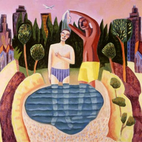 Sermon: The Baptism of the Lord ~ Jan. 12, 2020